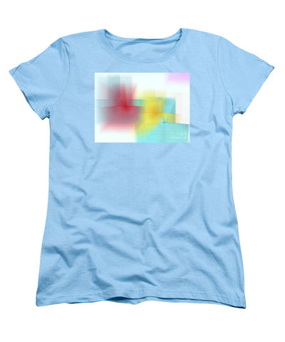 Women's T-Shirt (Standard Cut) - Abstract 1602