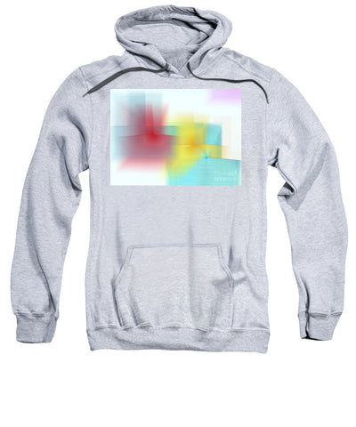 Sweatshirt - Abstract 1602