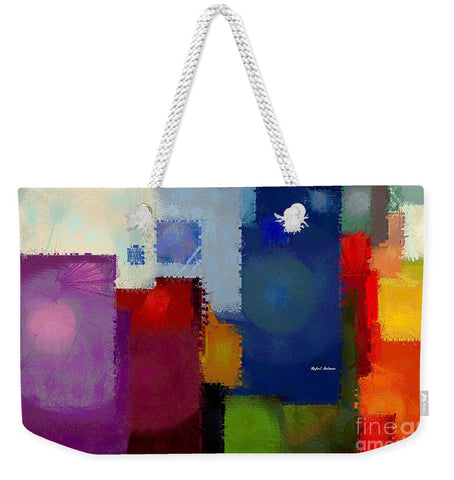 Abstract 1902 - Weekender Tote Bag