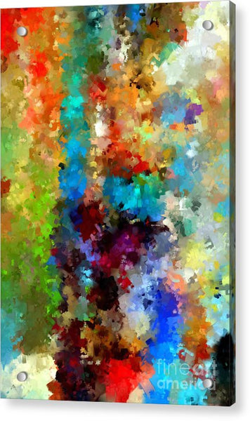 Acrylic Print - Abstract 457a