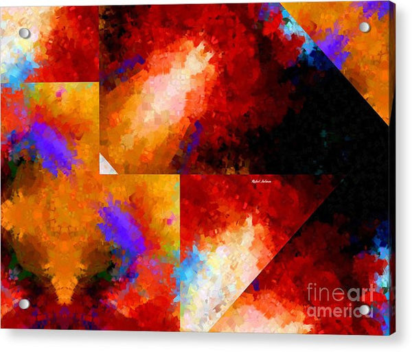 Acrylic Print - Abstract 470