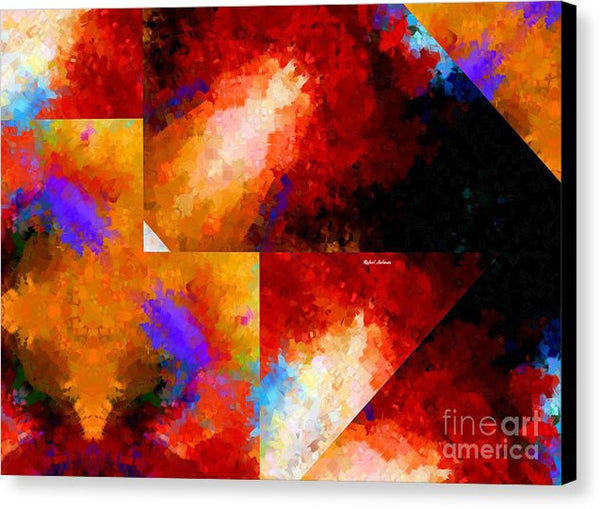 Canvas Print - Abstract 470