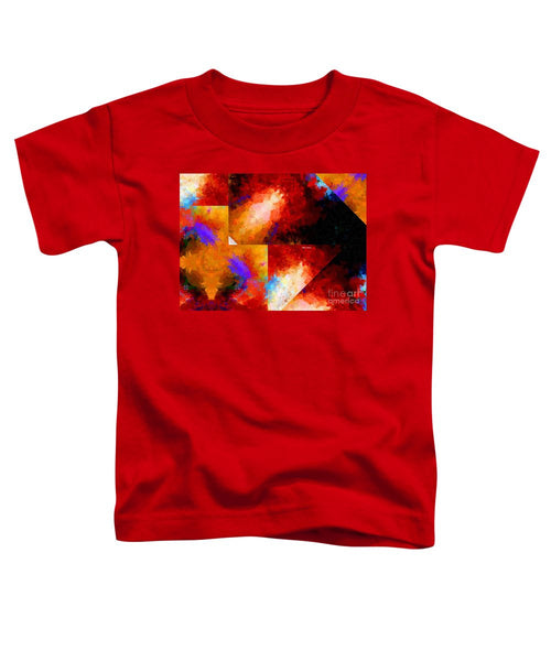 Toddler T-Shirt - Abstract 470