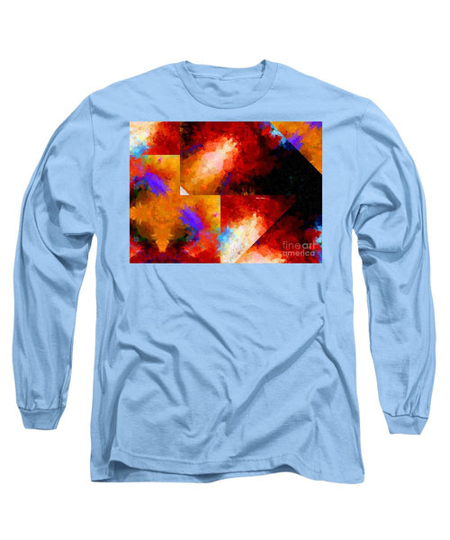 Long Sleeve T-Shirt - Abstract 470