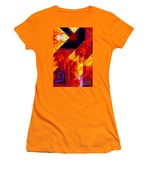 Women's T-Shirt (Junior Cut) - Abstract 471