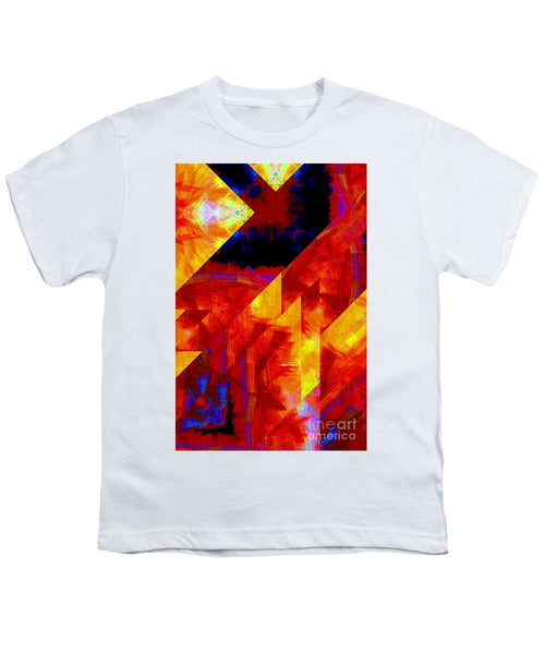 Youth T-Shirt - Abstract 471