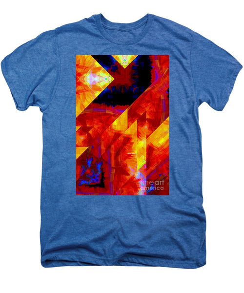Men's Premium T-Shirt - Abstract 471