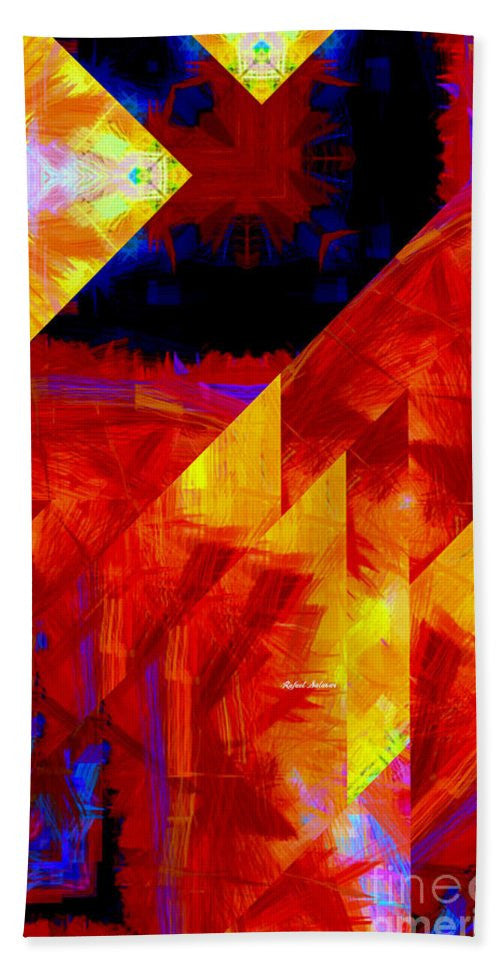 Towel - Abstract 471