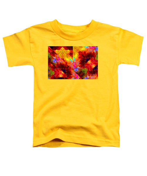 Toddler T-Shirt - Abstract 472
