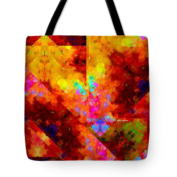 Tote Bag - Abstract 472