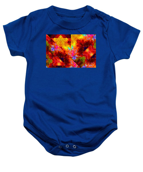 Baby Onesie - Abstract 472