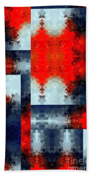 Towel - Abstract 473