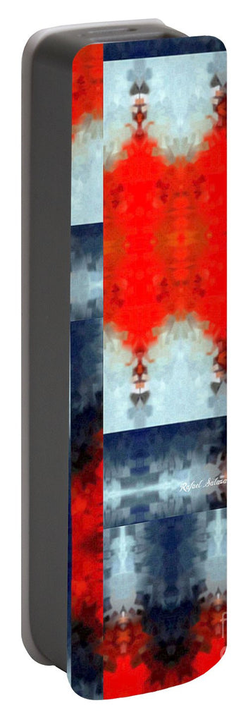 Portable Battery Charger - Abstract 473