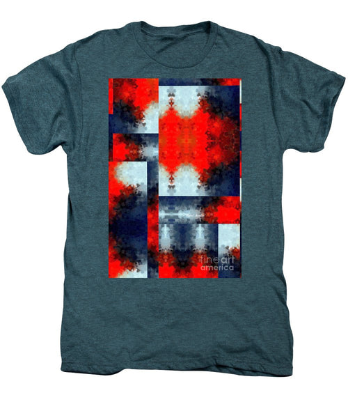 Men's Premium T-Shirt - Abstract 473