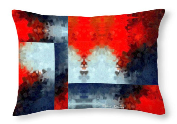 Throw Pillow - Abstract 473