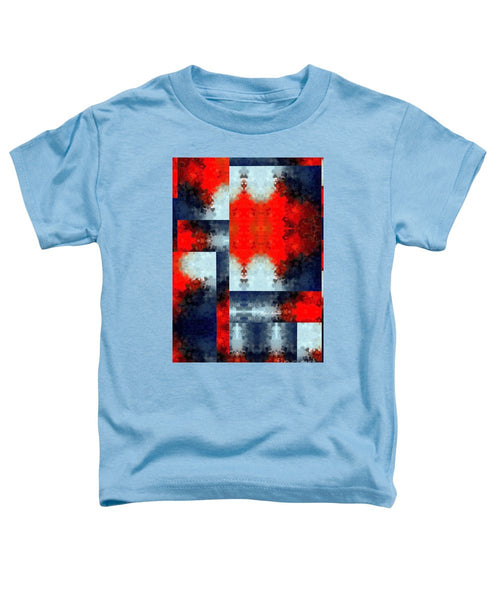 Toddler T-Shirt - Abstract 473