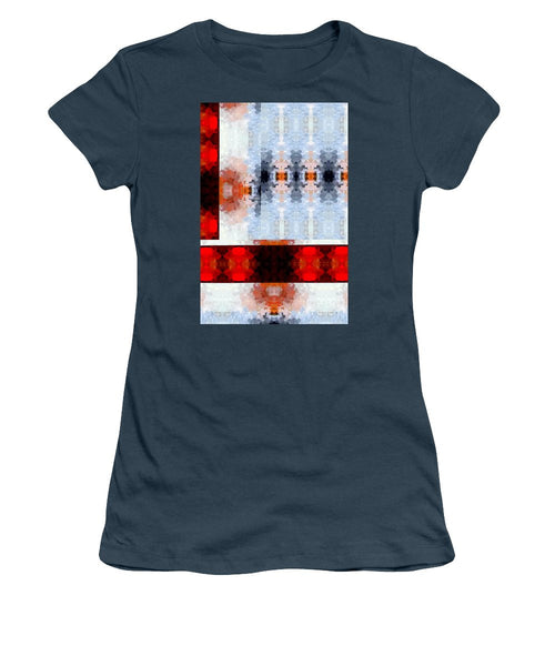Women's T-Shirt (Junior Cut) - Abstract 474