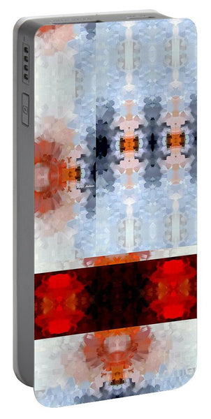 Portable Battery Charger - Abstract 474