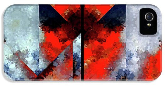 Phone Case - Abstract 475 476 Diptych