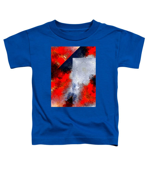 Toddler T-Shirt - Abstract 475