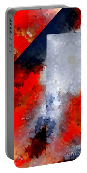Portable Battery Charger - Abstract 475