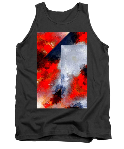 Tank Top - Abstract 475
