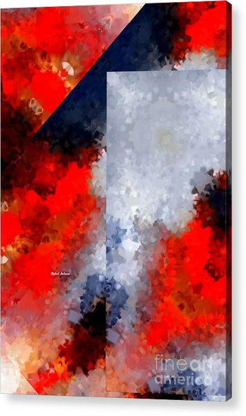 Acrylic Print - Abstract 475
