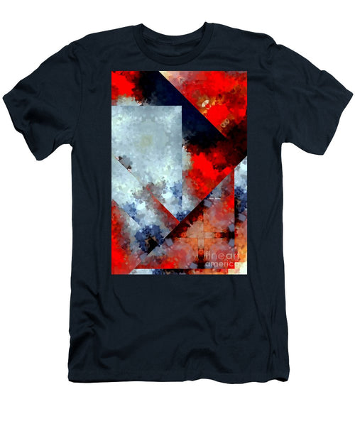 Men's T-Shirt (Slim Fit) - Abstract 476