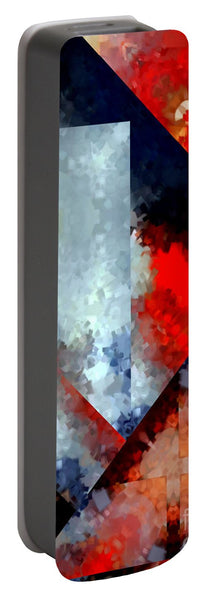 Portable Battery Charger - Abstract 476
