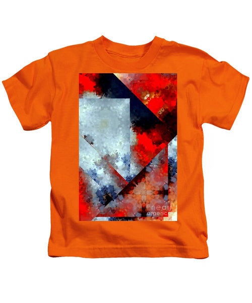 Kids T-Shirt - Abstract 476