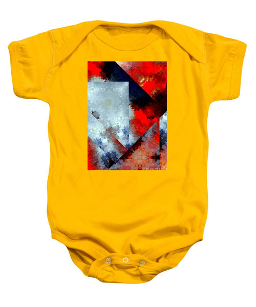 Baby Onesie - Abstract 476