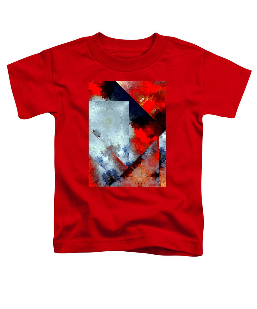 Toddler T-Shirt - Abstract 476