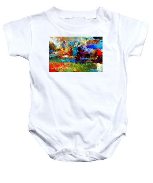 Baby Onesie - Abstract 477