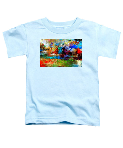 Toddler T-Shirt - Abstract 477