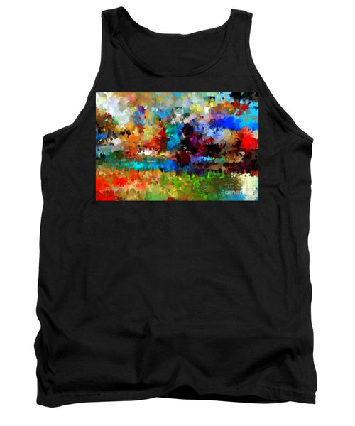 Tank Top - Abstract 477