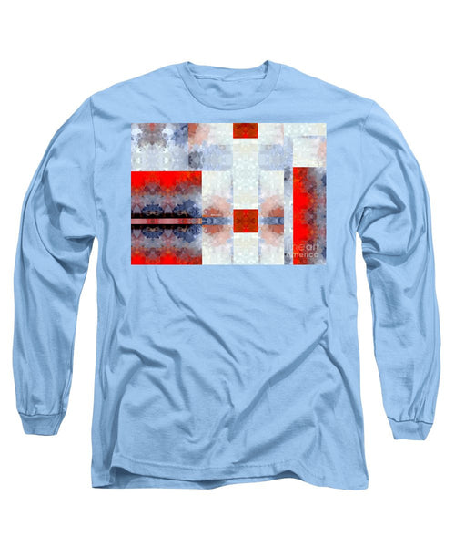 Long Sleeve T-Shirt - Abstract 565