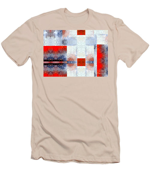 Men's T-Shirt (Slim Fit) - Abstract 565