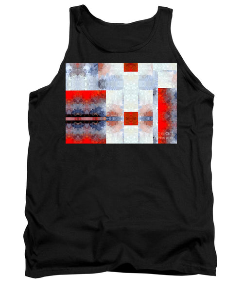 Tank Top - Abstract 565