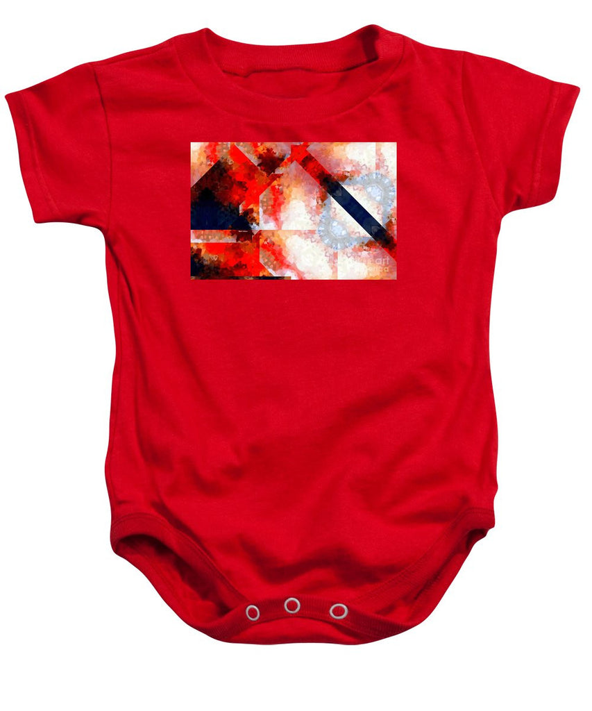 Baby Onesie - Abstract 566