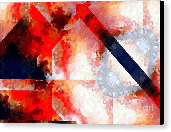Canvas Print - Abstract 566