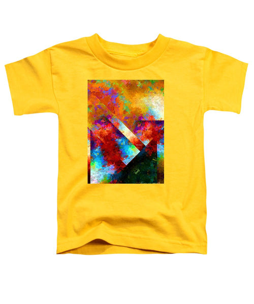 Toddler T-Shirt - Abstract 568