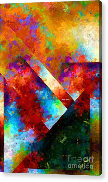 Acrylic Print - Abstract 568