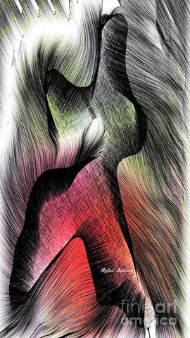 Abstract 785 - Art Print