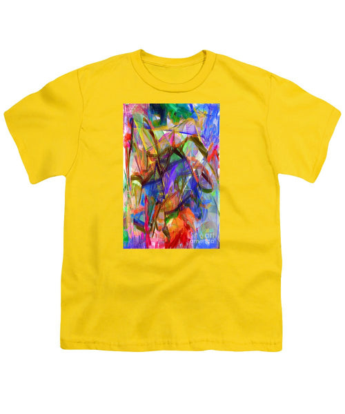 Youth T-Shirt - Abstract 9206