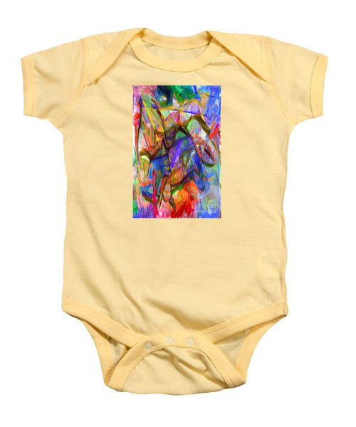 Baby Onesie - Abstract 9206