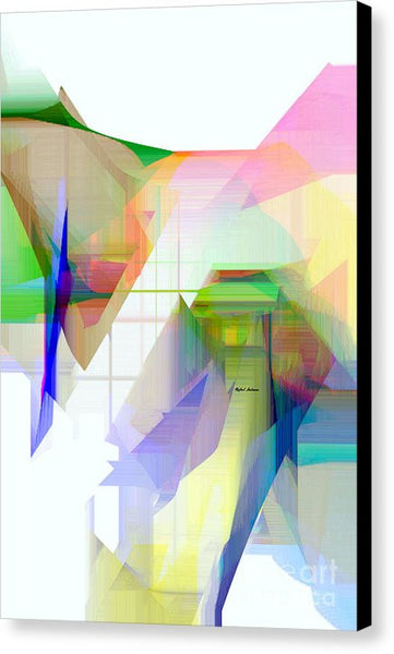 Canvas Print - Abstract 9500