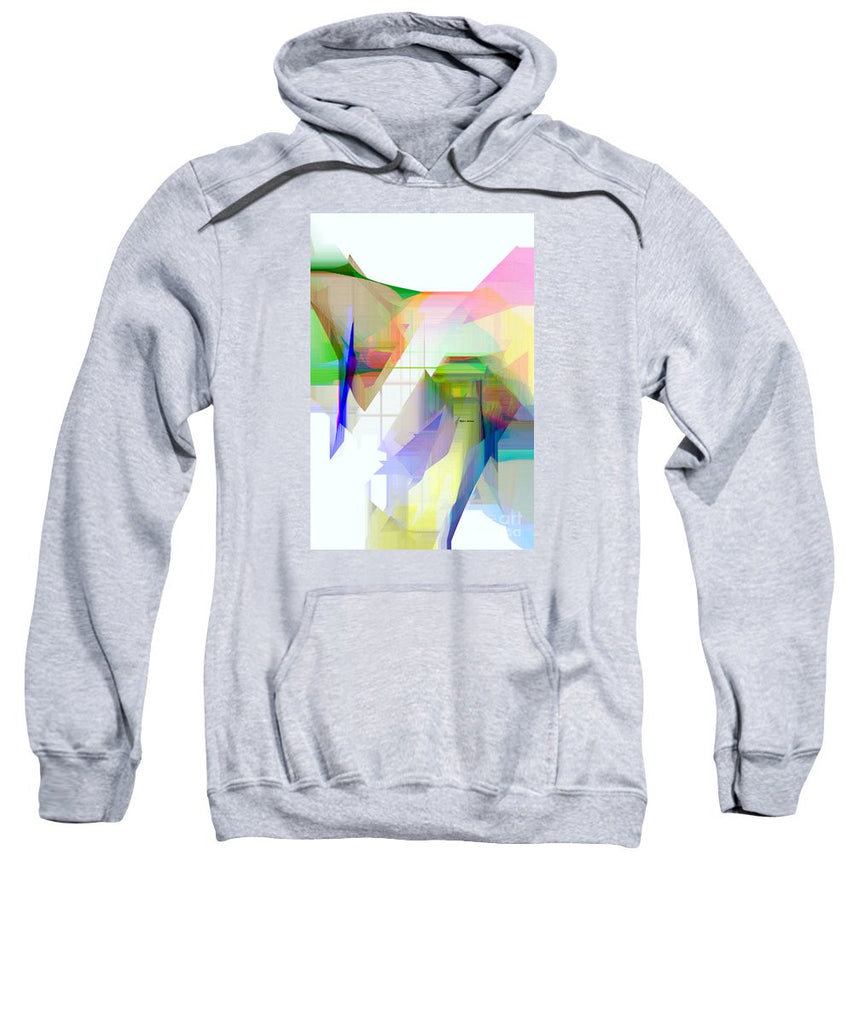 Sweatshirt - Abstract 9500
