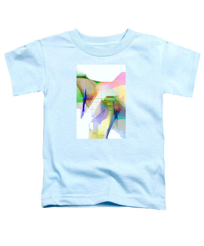 Toddler T-Shirt - Abstract 9500