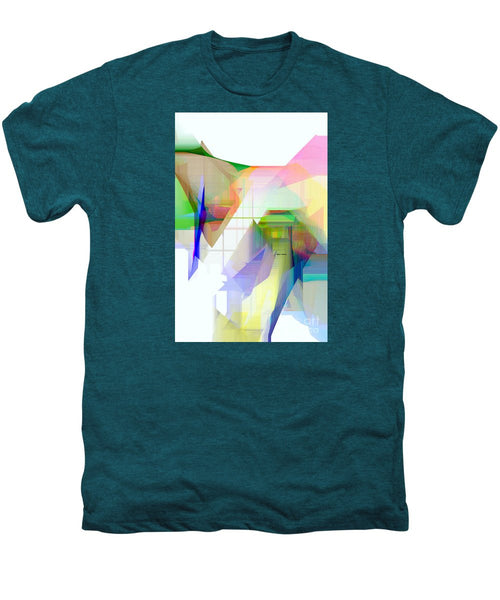 Men's Premium T-Shirt - Abstract 9500