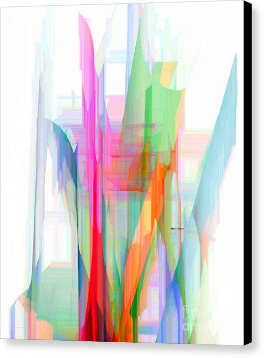 Canvas Print - Abstract 9501-001